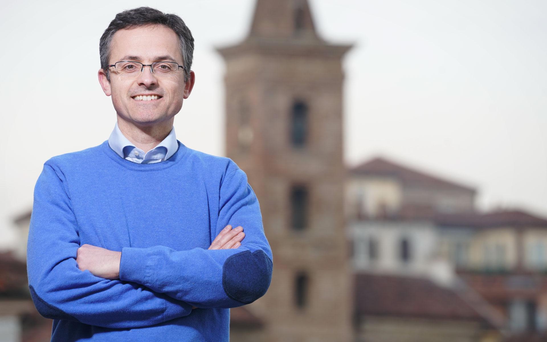 Emanuele Bugnone - Sindaco Rivoli